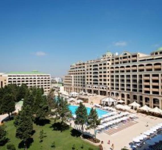изображение хотел Сол Несебър Палас, Несебър