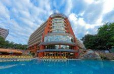 хотел атлас златни пясъци снимка на басейна