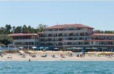 снимка пред хотел морско конче лозенец