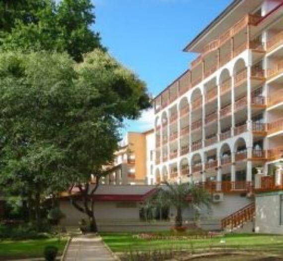 хотел естрея резиденс свети константин снимка