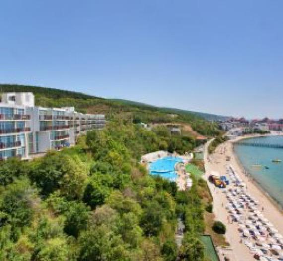 Снимка на хотел Парадайз Бийч Свети Влас