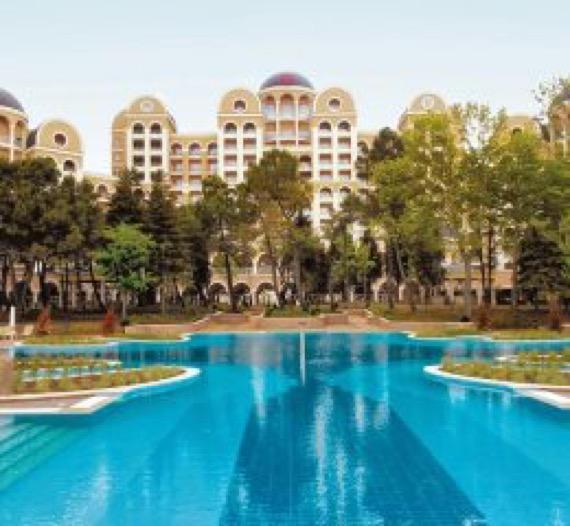 Снимка хотел РИУ Хелиос Парадайс в Свети Влас