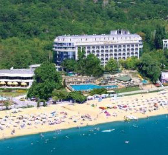 хотел калиакра палас златни пясъци снимка
