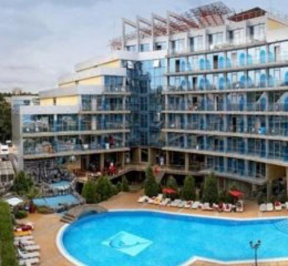 хотел каменец китен външна снимка