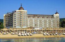 хотел адмирал златни пясъци снимка плаж