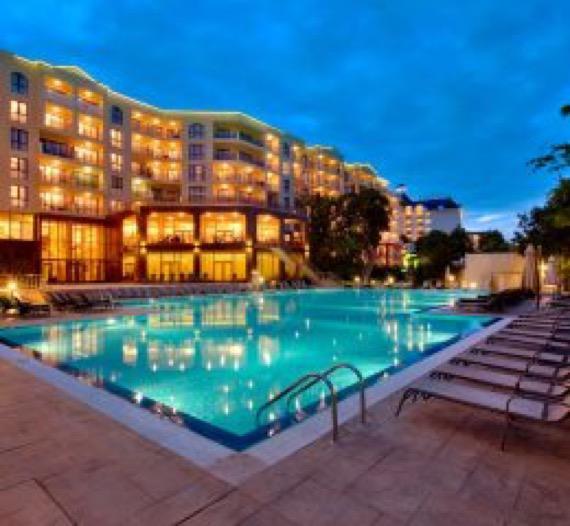 Снимка на хотел Голдън Лайн Златни пясъци - Хотели от БГ Хотели