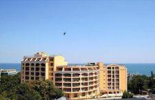 страхотна снимка от хотел континентал златни пясъци