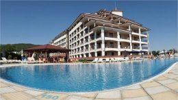 Хотел Казабланка Обзор снимка отвън