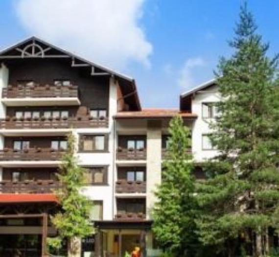 снимка от хотел лион боровец