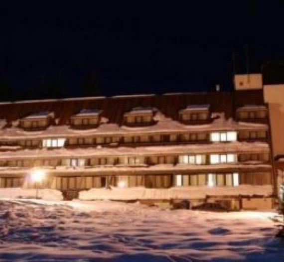 хотел мура боровец зимна снимка