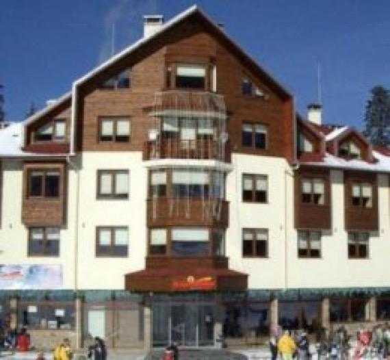 външна снимка на хотел лодж боровец