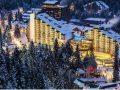снежна снимка хотел рила боровец