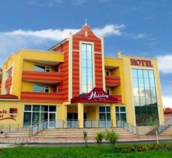 снимка на спа хотел холидей велинград