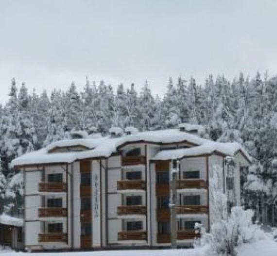 хотел божена добринище снимка на комплекса