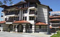 хотел орбел спа добринище снимка отвън
