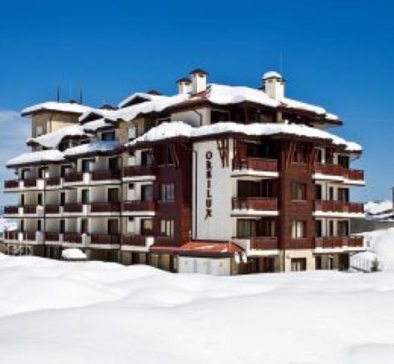 Апартхотел Орбилукс - Банско - апартхотел от БГ Хотели