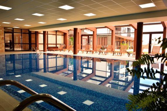 Апартхотел Роял Банско - Банско снимка басейн
