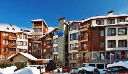 Апарт-хотел Гранд Монтана - Банско - снимка апартхотел от БГ Хотели