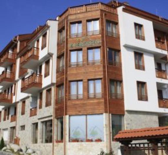 Евъргрийн Апартхотел - Банско снимка хотел