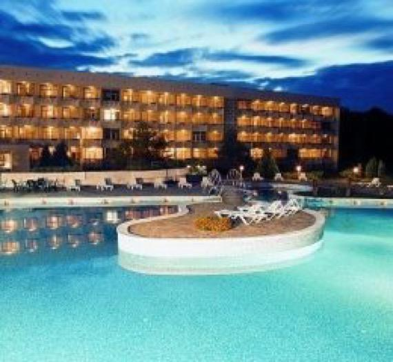 снимка от спа хотел аугуста хисаря