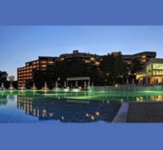 снимка на спа хотел хисар отвън