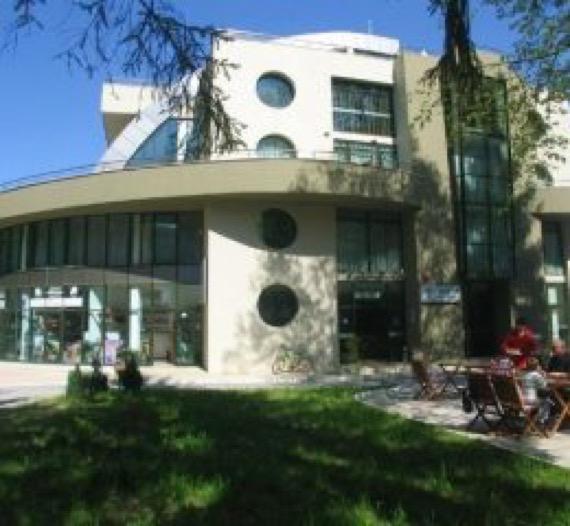 спа хотел евридика девин снимка отвън