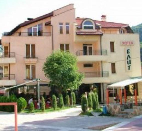 изображение на хотел елит девин