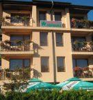 фасадна снимка хотел здравец девин
