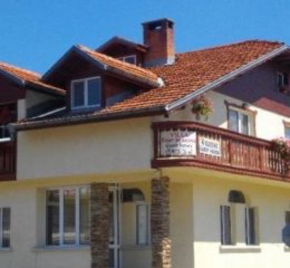Хотел Четири Сезона Самоков снимка фасада