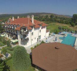 снимка от хотел комплекс Долна Баня