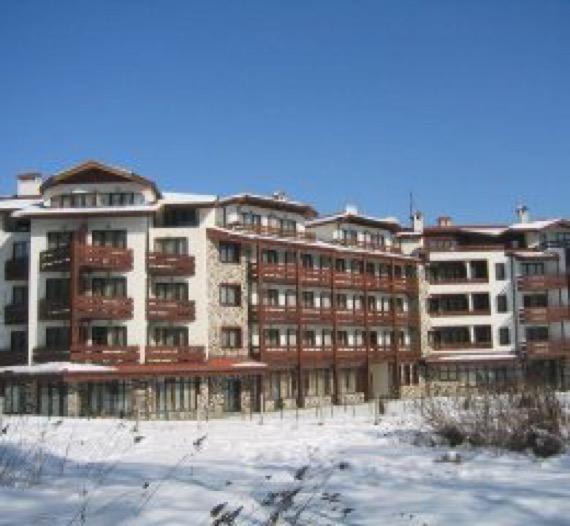 Хотел Орфей - Банско - снимка хотел