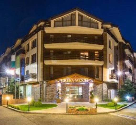 снимка от хотел Грийн Ууд