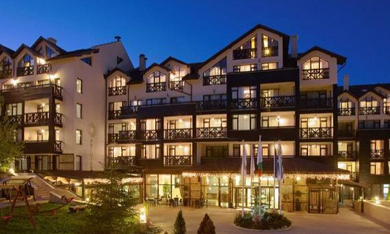 Премиер Лъкшъри Маунтин Ризорт - Банско снимка хотел