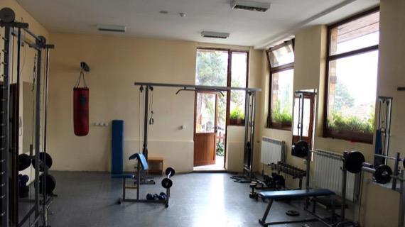Балнеохотел Аура - Велинград снимка фитнес