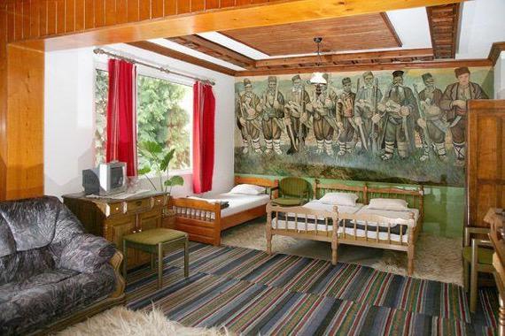 Ваканционно селище Манастира - Лясковец снимка тройна стая