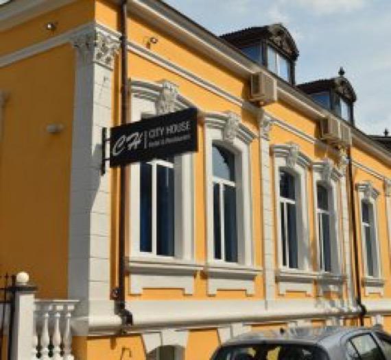 Сити Хотел и Ресторант, Русе