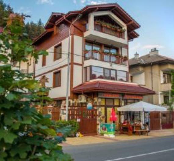Станчовата къща, Златоград