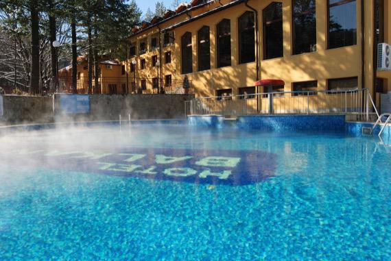 Хотел Балкан - с.Чифлик снимка хотел