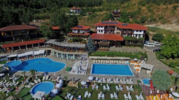 Хотел Главатарски хан , Кърджали снимка хотел
