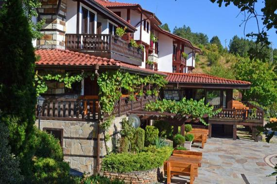 Хотел Главатарски хан , Кърджали снимка