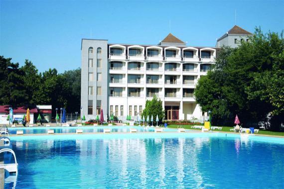 Хотел Дръстър, Силистра снимка външен басейн