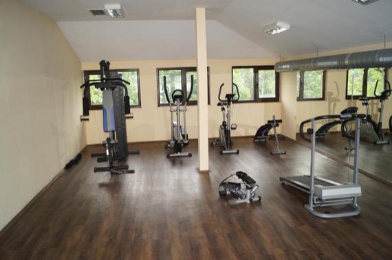 Хотел Кърджали - Кърджали снимка фитнес