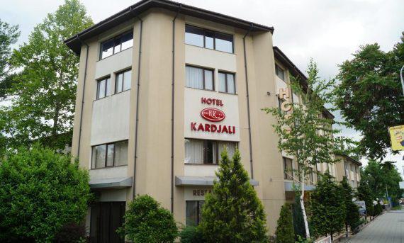 Хотел Кърджали, Кърджали