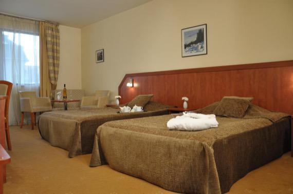 Хотел Легенди, София снимка стая с 2 отделни легла