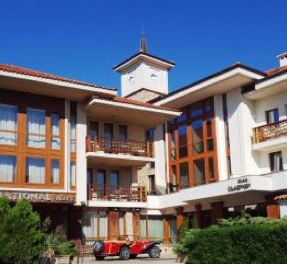 Хотел Национал Палас, Сливен