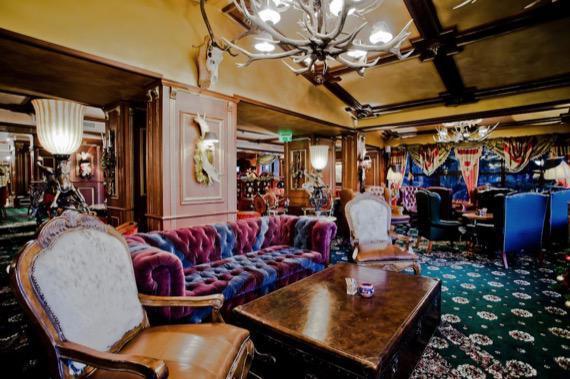 Хотел Пампорово - Пампорово - снимка лоби бар