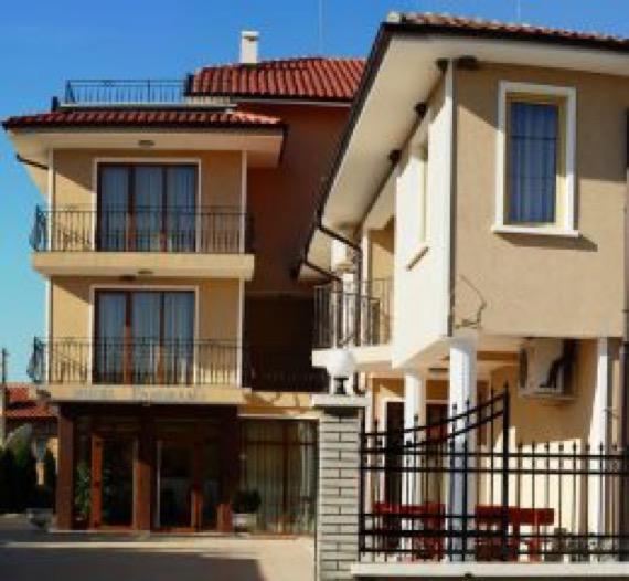 Хотел Панорама, Сливен