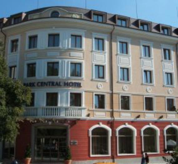 Хотел Парк Централ, Сливен