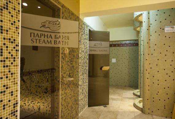 Хотел Релакс КООП - с.Вонеща вода снимка спа център