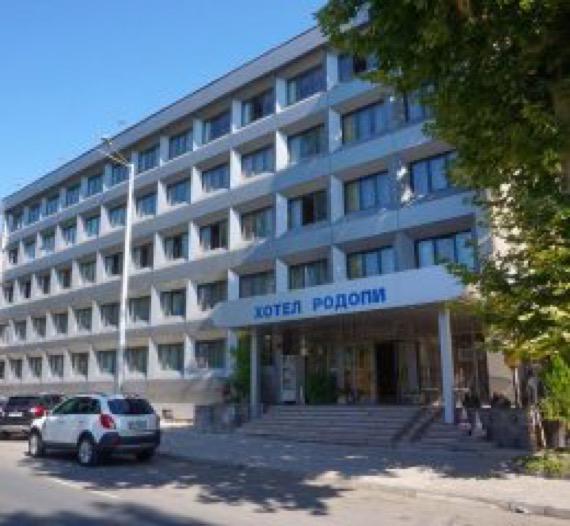 Хотел Родопи, Хасково